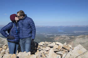 Summit Kiss