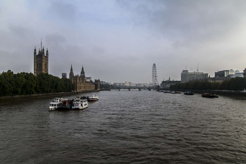 From the Lambeth Bridge